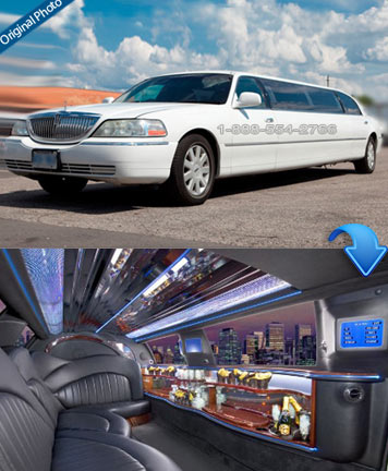 Lincoln Stretched Limo